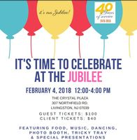 JESPY House Annual Jubilee Jubilee - Client Ticket