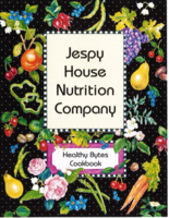 JESPY Shop JESPY House Healthy Bytes Cookbook